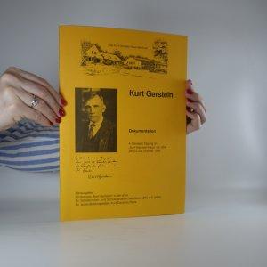 náhled knihy - Kurt Gerstein