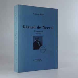 náhled knihy - Gérard de Nerval. L'Inconsolé