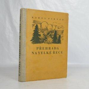 náhled knihy - Přehrada na velké řece