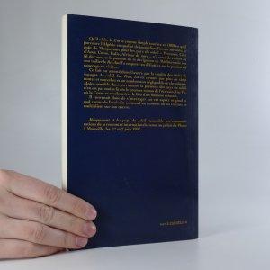 antikvární kniha Maupassant et les pays du soleil, 1999
