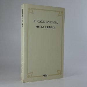 náhled knihy - Kritika a pravda