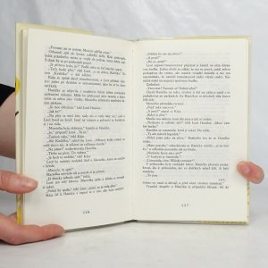 antikvární kniha O motýlu, který zpíval, 1984