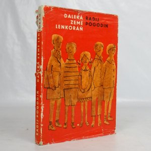 náhled knihy - Daleká země Lenkoráň