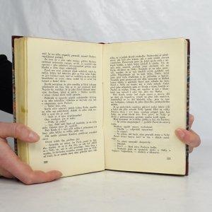 antikvární kniha Vítr v haluzích , 1936