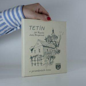 náhled knihy - Tetín v proměnách času