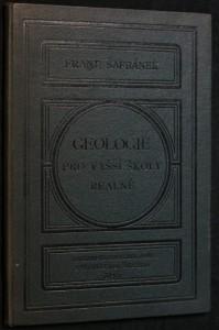 náhled knihy - Geologie pro vyšší školy realné