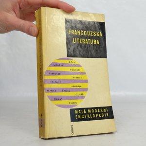 náhled knihy - Francouzská literatura