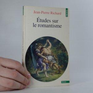 náhled knihy - Études sur le romantisme