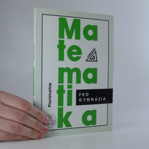 náhled knihy - Matematika pro gymnázia. Planimetrie