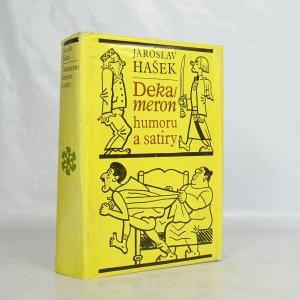 náhled knihy - Dekameron humoru a satiry