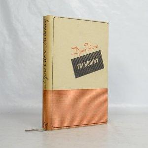 náhled knihy - Tři hodiny