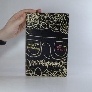 náhled knihy - Italské prázdniny