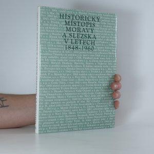 náhled knihy - Historický místopis Moravy a Slezska v letech 1848-1960