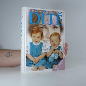 náhled knihy - Dítě a já . Od narození do pěti let