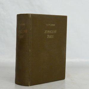 náhled knihy - Sebrané spisy Gustava Pflegra Moravského, svazek III.: Ztracený život