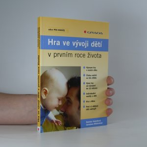 náhled knihy - Hra ve vývoji dětí v prvním roce života