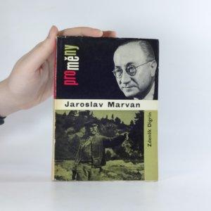 náhled knihy - Proměny. Jaroslav Marvan