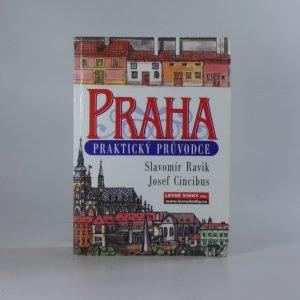 náhled knihy - Praha. Praktický průvodce