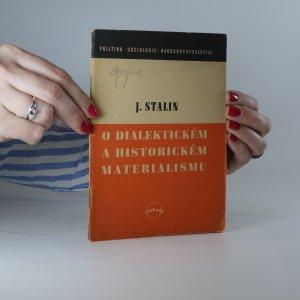 náhled knihy - O dialektickém a historickém materialismu