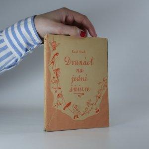 náhled knihy - Dvanáct na jedné šňůrce