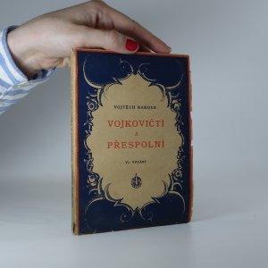náhled knihy - Vojkovičtí a přespolní. (Svazek 3.)
