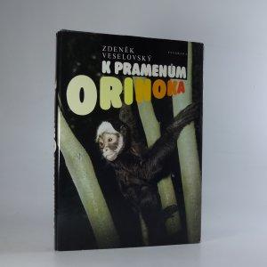 náhled knihy - K pramenům Orinoka