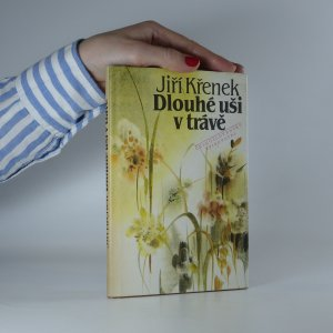 náhled knihy - Dlouhé uši v trávě