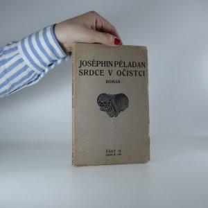 náhled knihy - Srdce v očistci (2. část)