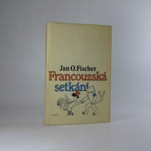 náhled knihy - Francouzská setkání