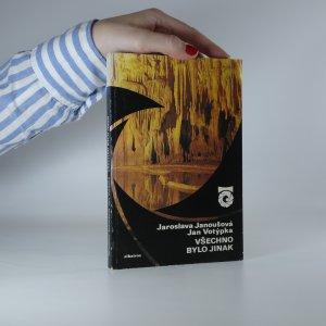 náhled knihy - Všechno bylo jinak
