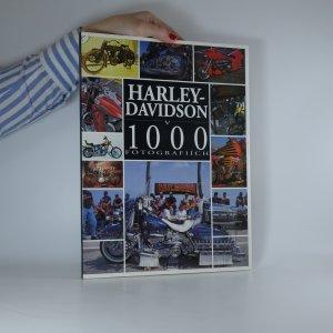 náhled knihy - Harley-Davidson v 1000 fotografiích