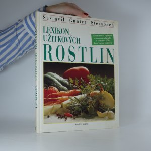náhled knihy - Lexikon užitkových rostlin