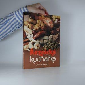 náhled knihy - Řeznická kuchařka