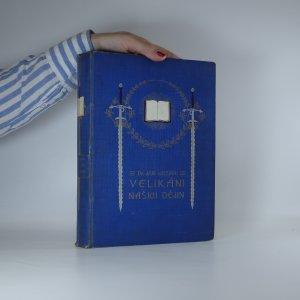 náhled knihy - Velikáni našich dějin