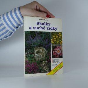 náhled knihy - Skalky a suché zídky