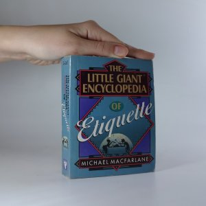 náhled knihy - The Little Giant Encyclopedia of Etiquette