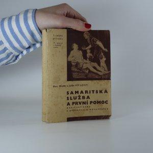 náhled knihy - Samaritská služba a první pomoc