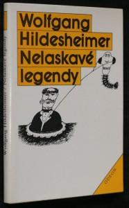 náhled knihy - Nelaskavé legendy