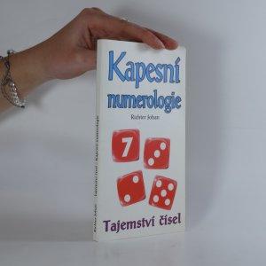 náhled knihy - Kapesní numerologie