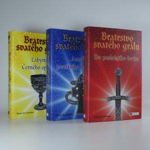 náhled knihy - Bratrstvo svatého grálu (3 díly, komplet)