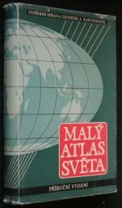 náhled knihy - Malý atlas sveta