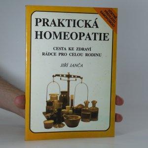 náhled knihy - Praktická homeopatie - cesta ke zdraví, rádce pro celou rodinu