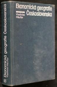 náhled knihy - Ekonomická geografie Československa