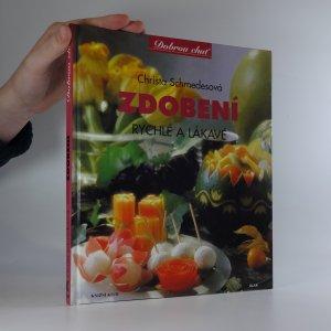 náhled knihy - Zdobení rychlé a lákavé
