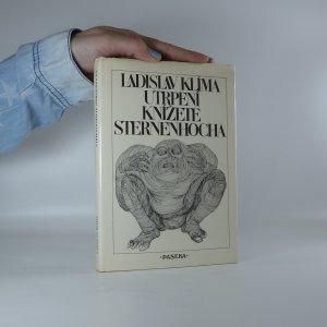 náhled knihy - Utrpení knížete Sternenhocha