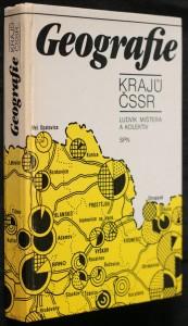 náhled knihy - Geografie krajů ČSSR