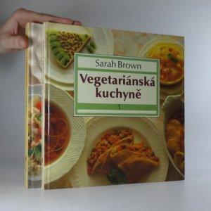 náhled knihy - Vegetariánská kuchyně (1.–2. díl, 2 svazky)