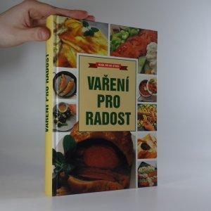 náhled knihy - Vaření pro radost