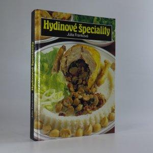 náhled knihy - Hydinové špeciality
