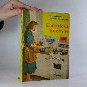 náhled knihy - Elektrická kuchyně